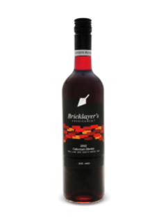 Bricklayer's Predicament Cabernet-Merlot VQA