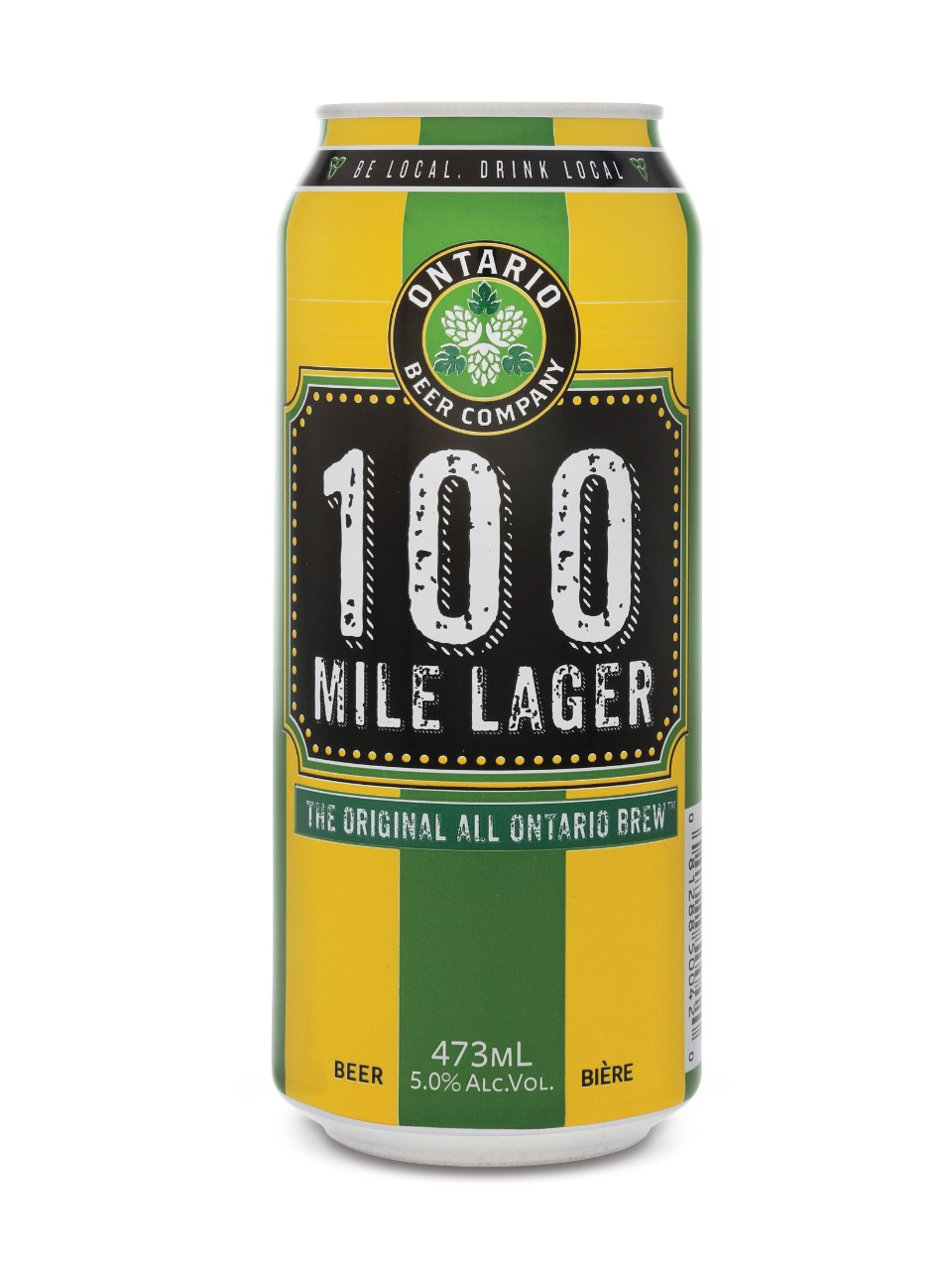 100 Mile Lager