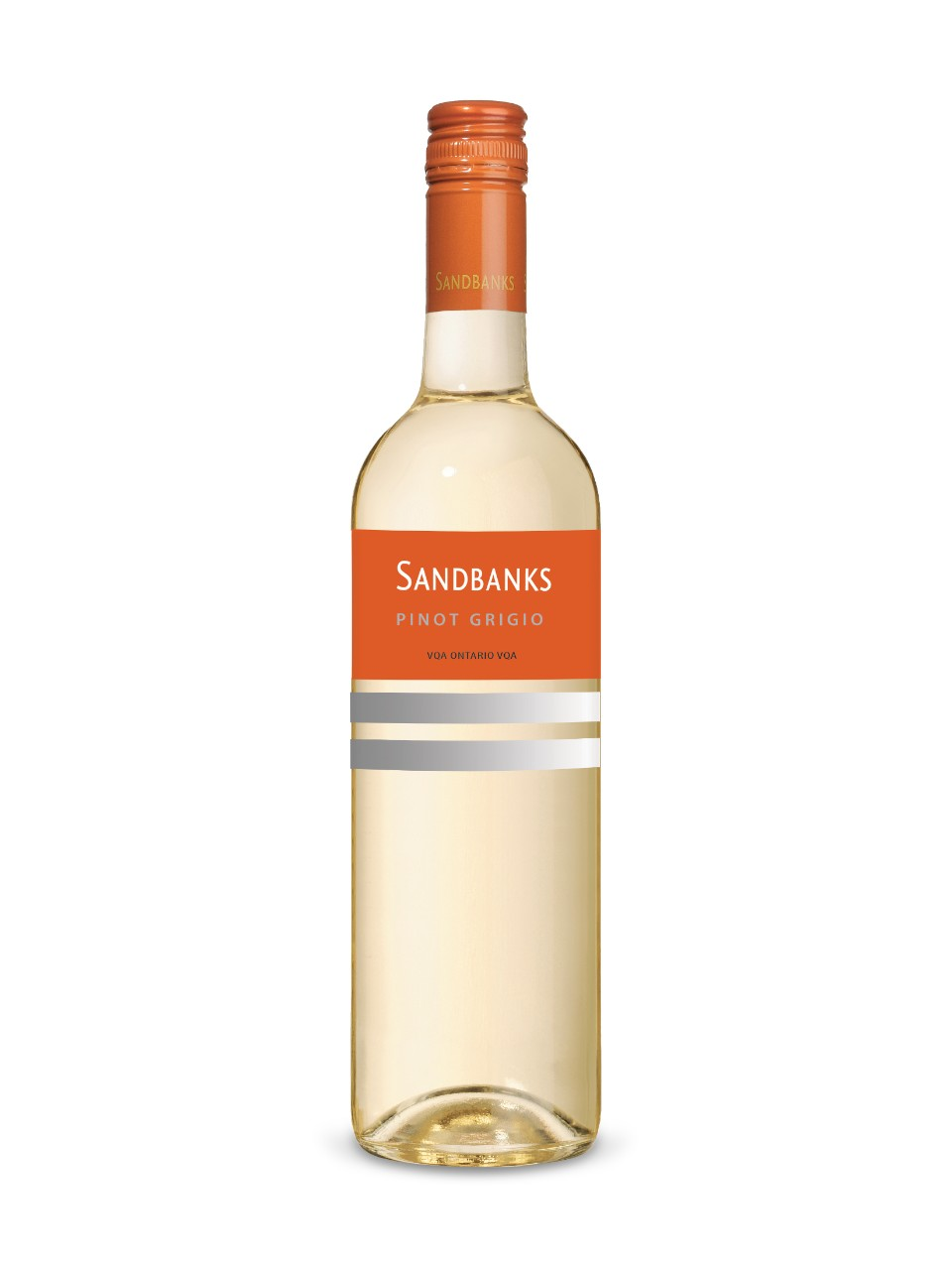 Image for Sandbanks Pinot Grigio VQA from LCBO