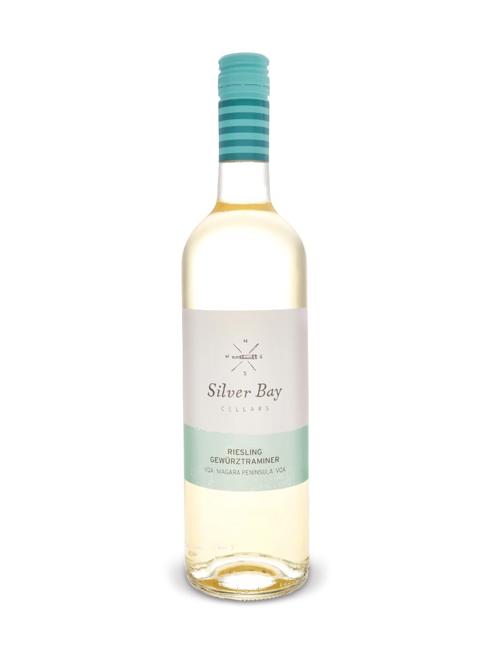 Image for Silver Bay Riesling Gewürztraminer VQA from LCBO