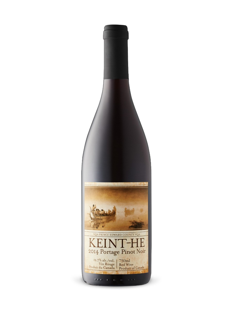 Image for Keint-He Portage Pinot Noir 2014 from LCBO