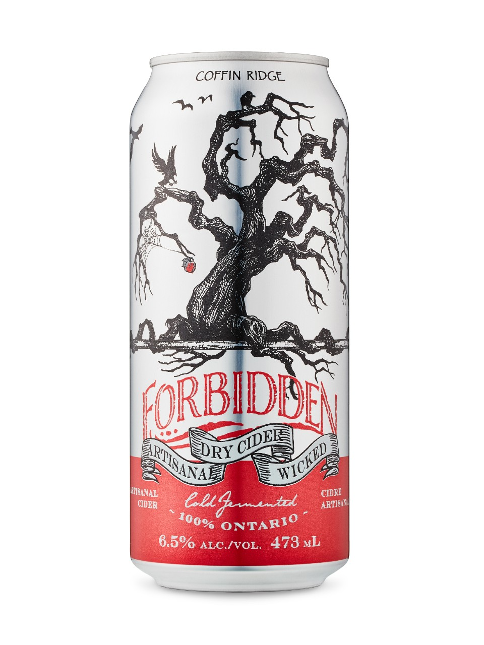Image for Coffin Ridge Forbidden Artisinal Cider from LCBO