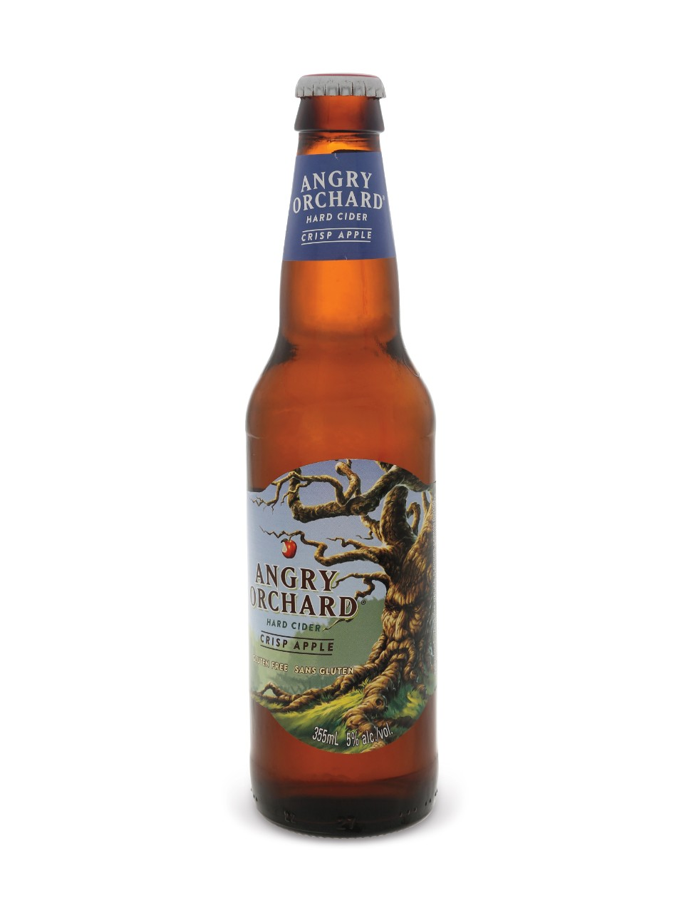 Image for Angry Orchard Hard Cider Crisp Apple from LCBO