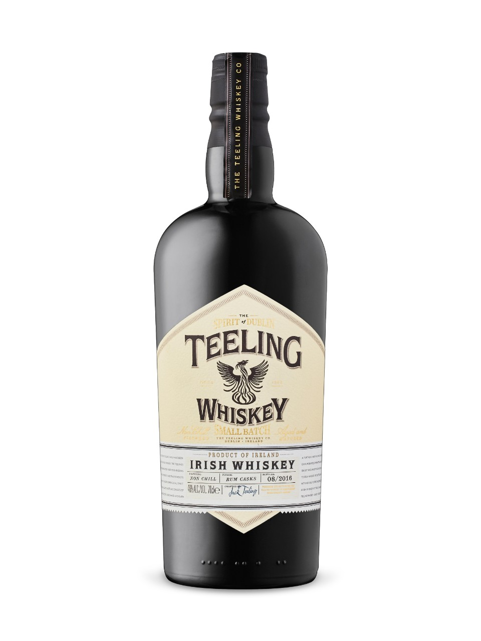 Teeling Small Batch Irish Whiskey Lcbo