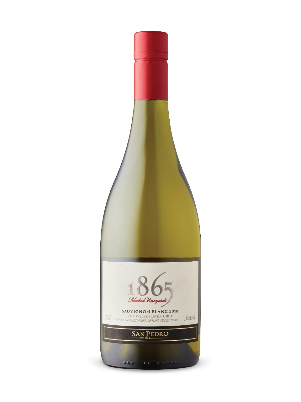 San Pedro 1865 Selected Vineyards Sauvignon Blanc 2018 from LCBO