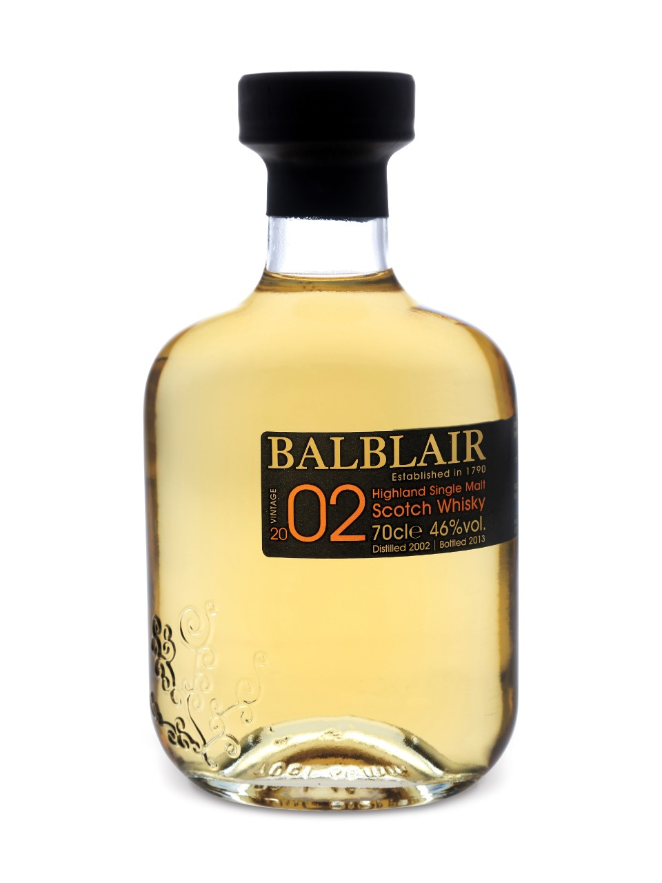 Balblair 2002 Highland Single Malt Scotch Whisky
