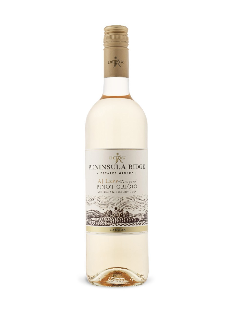 Image for Peninsula Ridge Pinot Grigio VQA from LCBO