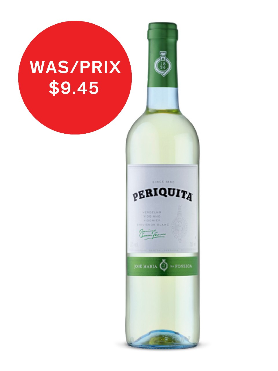 Image for Fonseca Periquita White from LCBO
