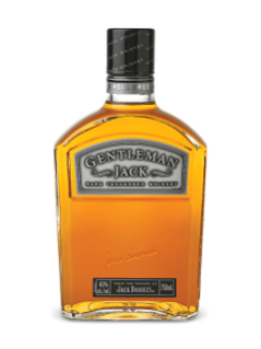 Rare Tennessee Whiskey Gentleman Jack