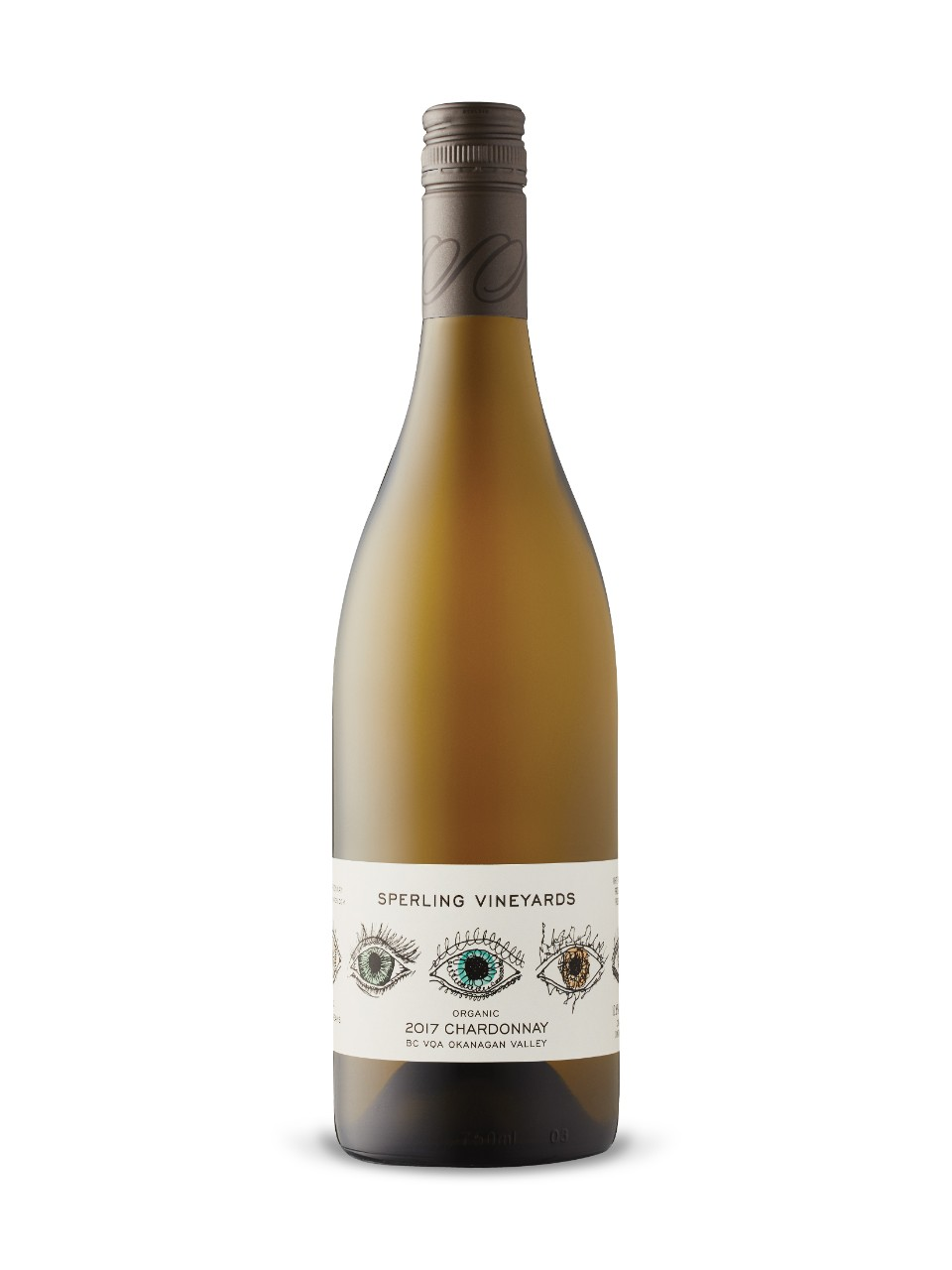 Image for Sperling Vision Series Chardonnay 2016 from LCBO