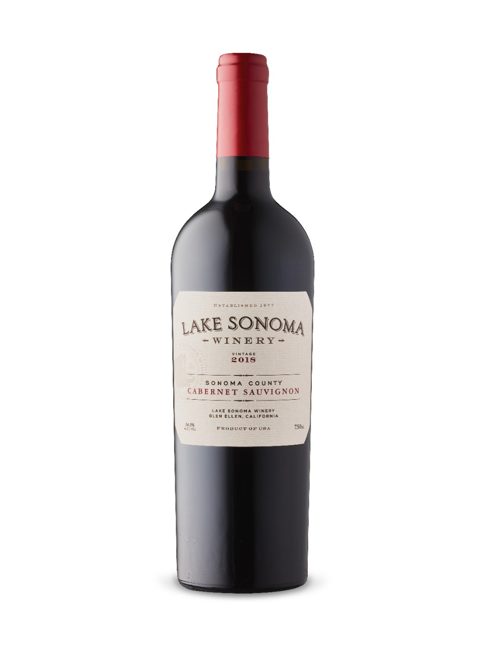 Image for Lake Sonoma Winery Cabernet Sauvignon 2016 from LCBO