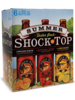 Shock Top Seasonal Variety Pack