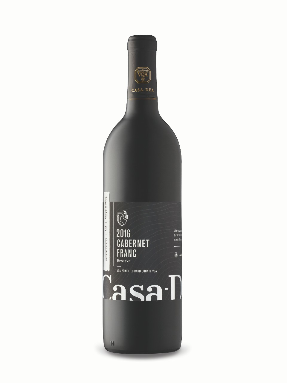 Image for Casa-Dea Reserve Cabernet Franc 2013 from LCBO