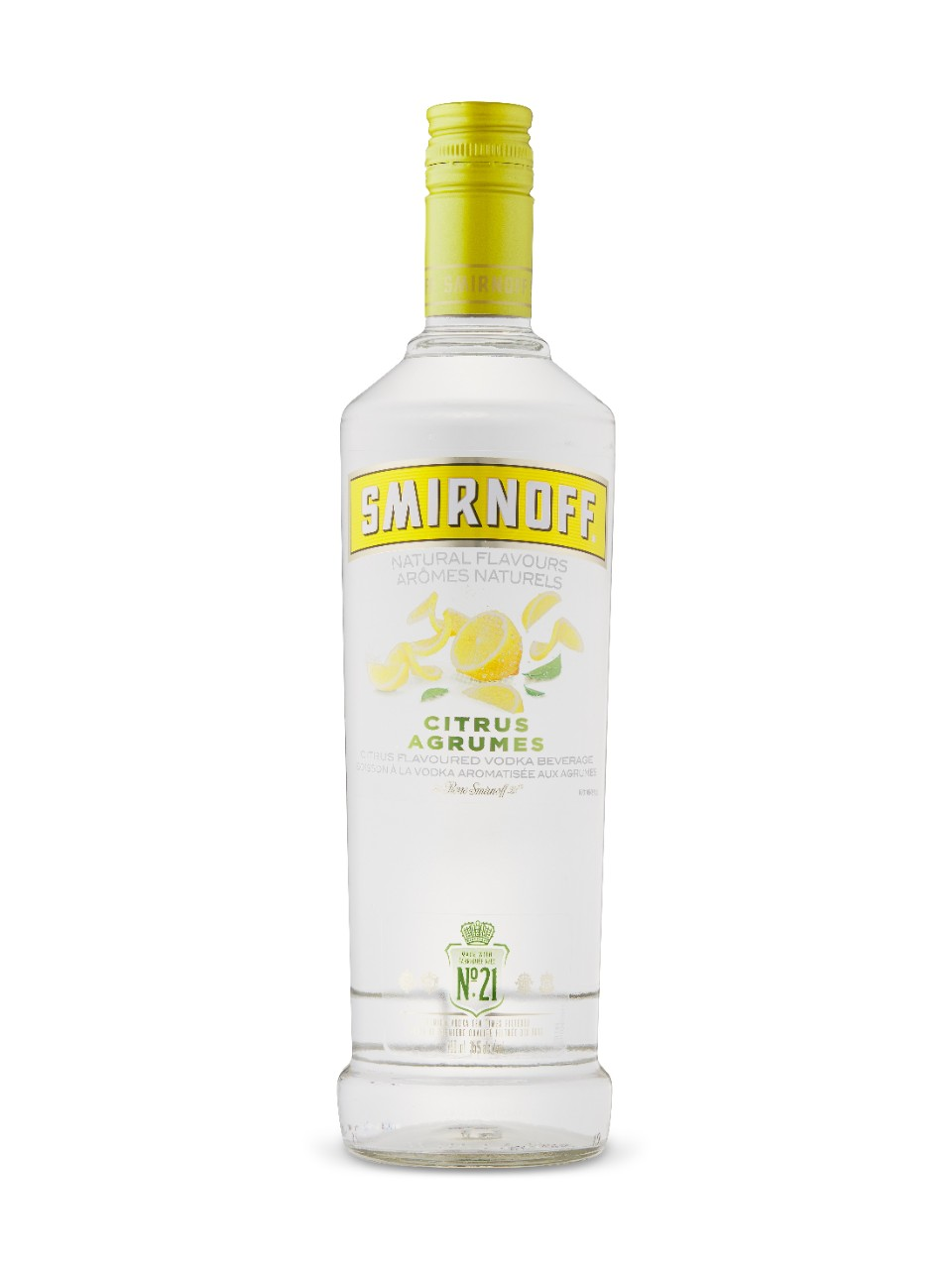 Image for Smirnoff Citrus Flavoured Vodka from LCBO