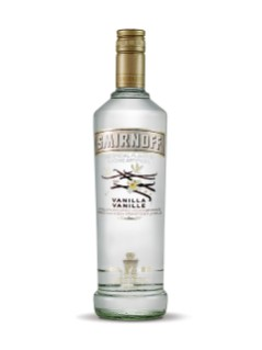 Smirnoff Vanilla Flavoured Vodka