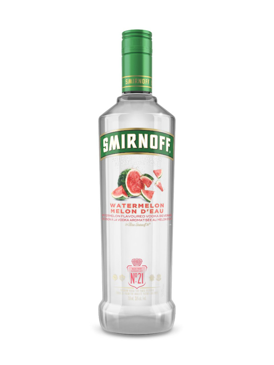 Image for Smirnoff Watermelon Flavoured Vodka from LCBO