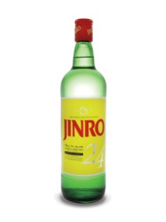 how to drink jinro soju