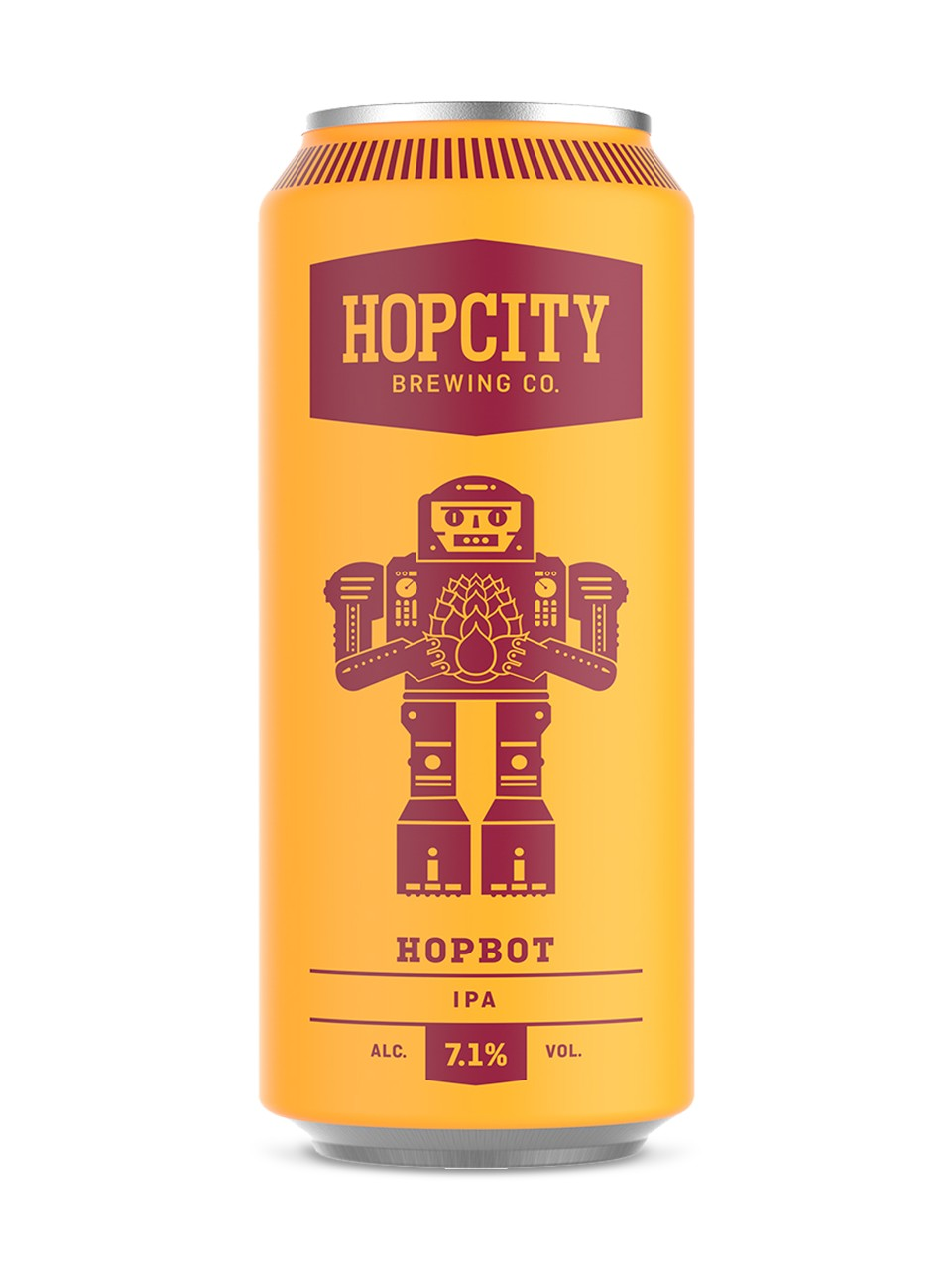 Image for Hop City Hopbot IPA from LCBO