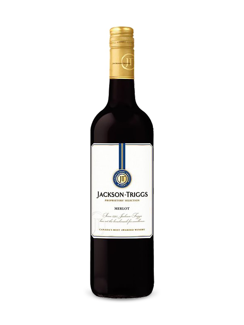 Red Wine Jackson Triggs Bottle Image