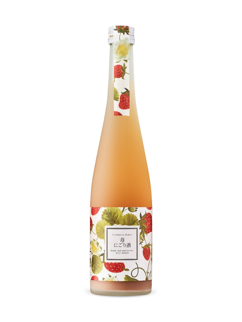 Image for Homare Strawberry Nigori Sake from LCBO