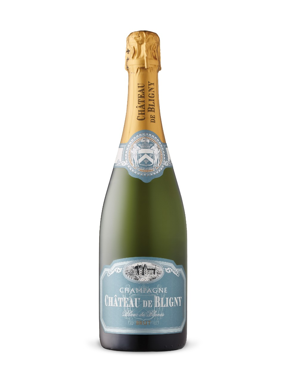 Image for Château de Bligny Brut Blanc de Blancs Champagne from LCBO
