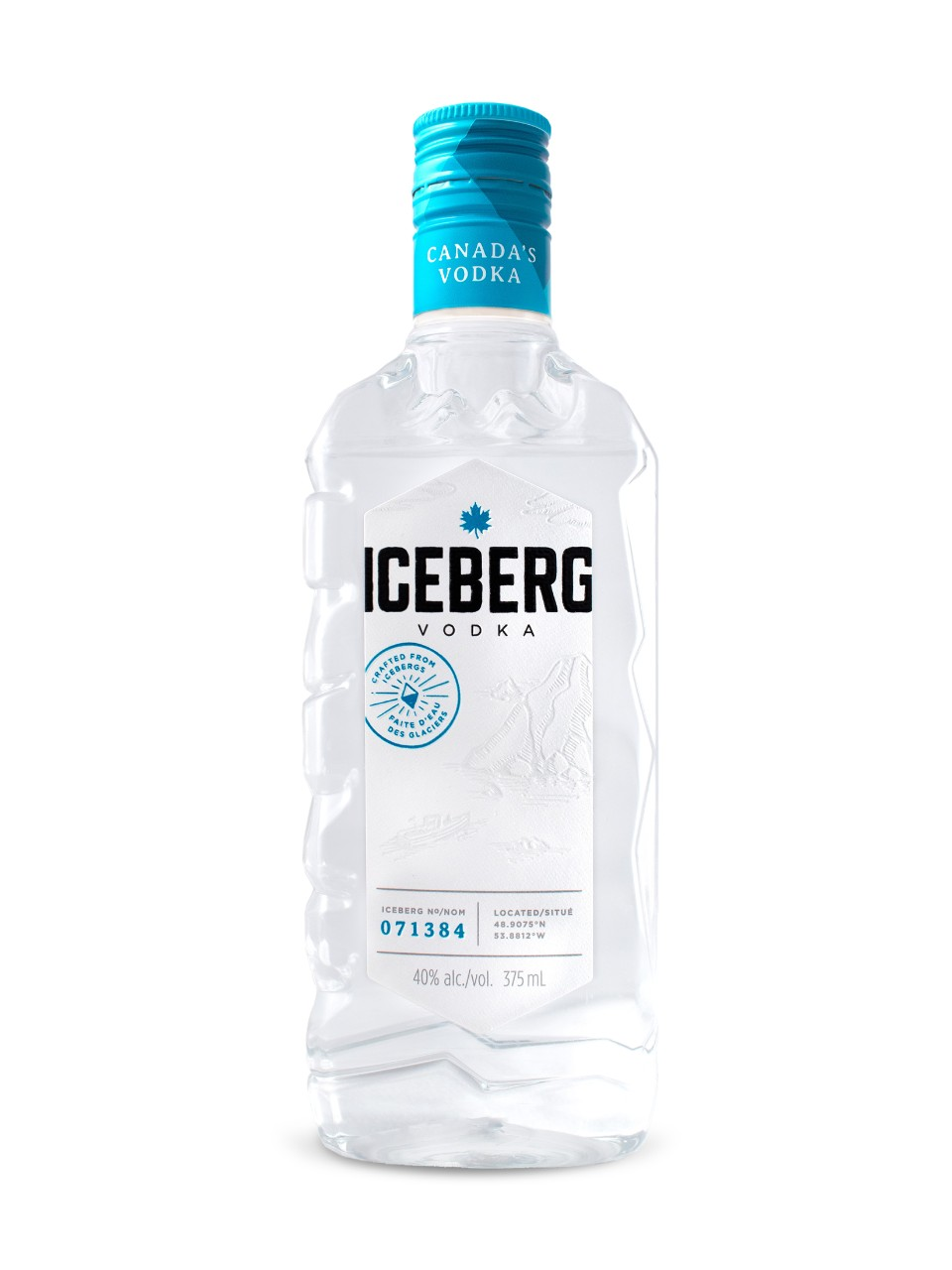 Image for Iceberg Vodka (PET) from LCBO