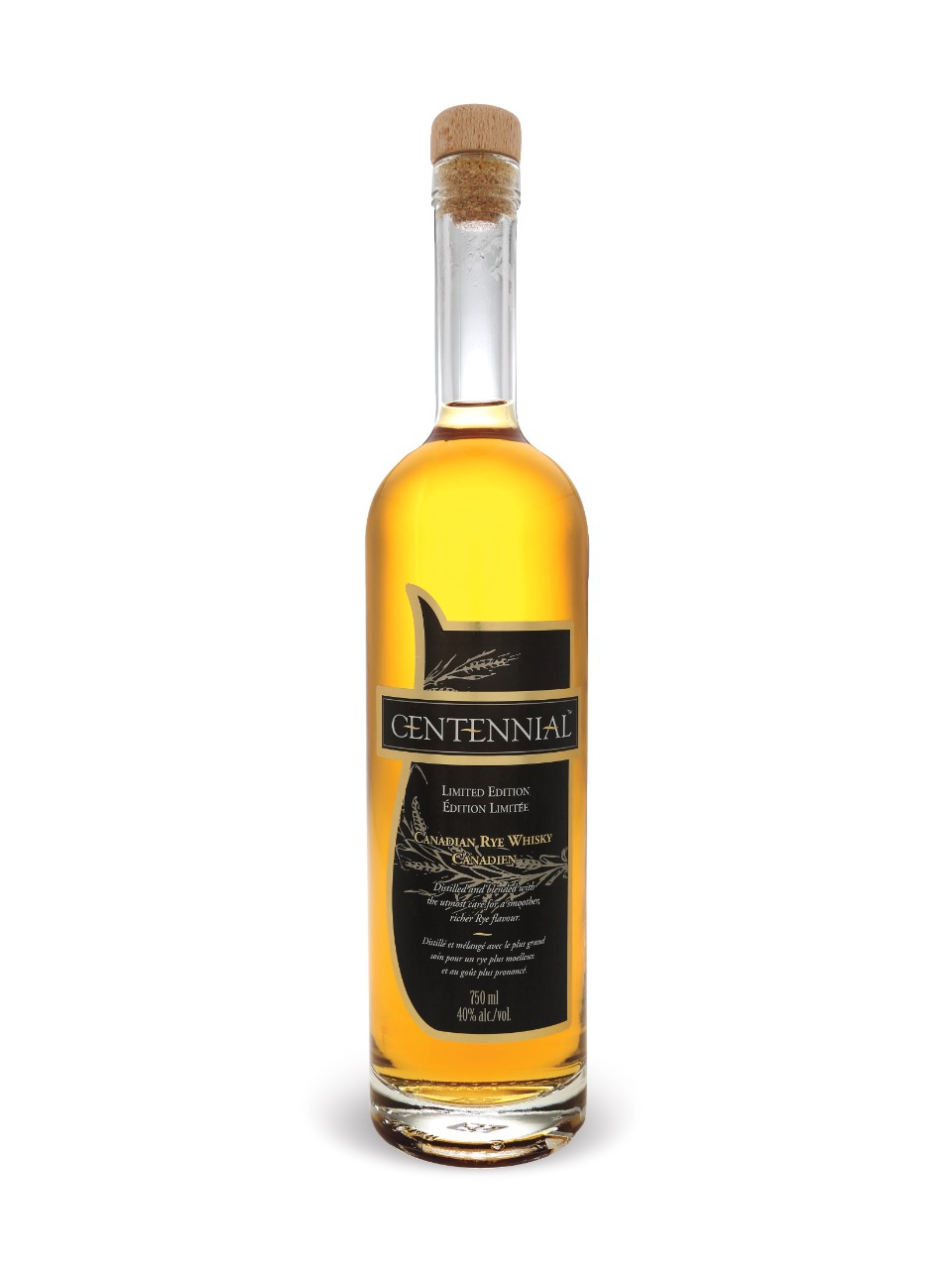Image for Centennial 10 Year Old Limited Edition Rye from LCBO