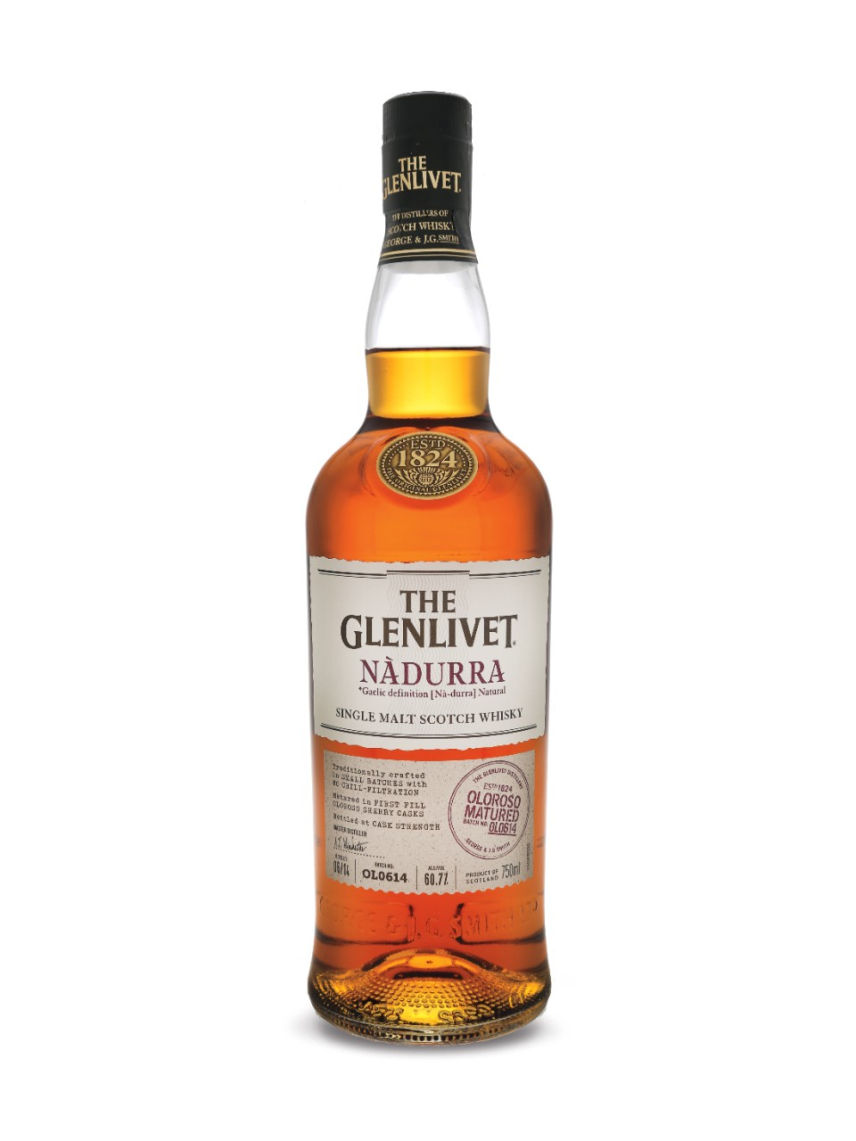 Image for The Glenlivet Nadurra Oloroso from LCBO
