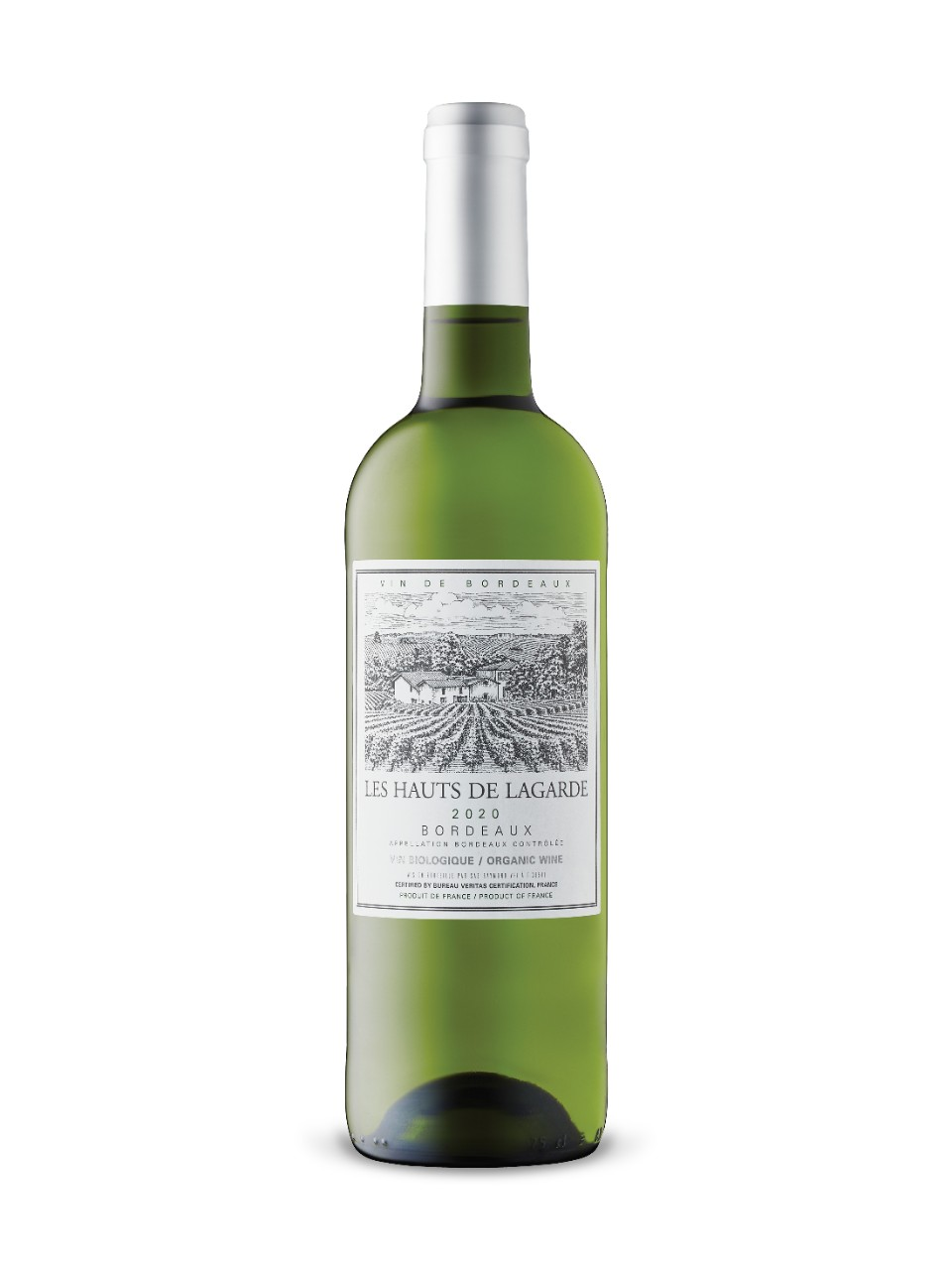 Image for Château Les Hauts de Lagarde Blanc 2018 from LCBO