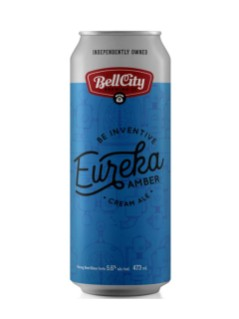Bell City Eureka Cream Ale