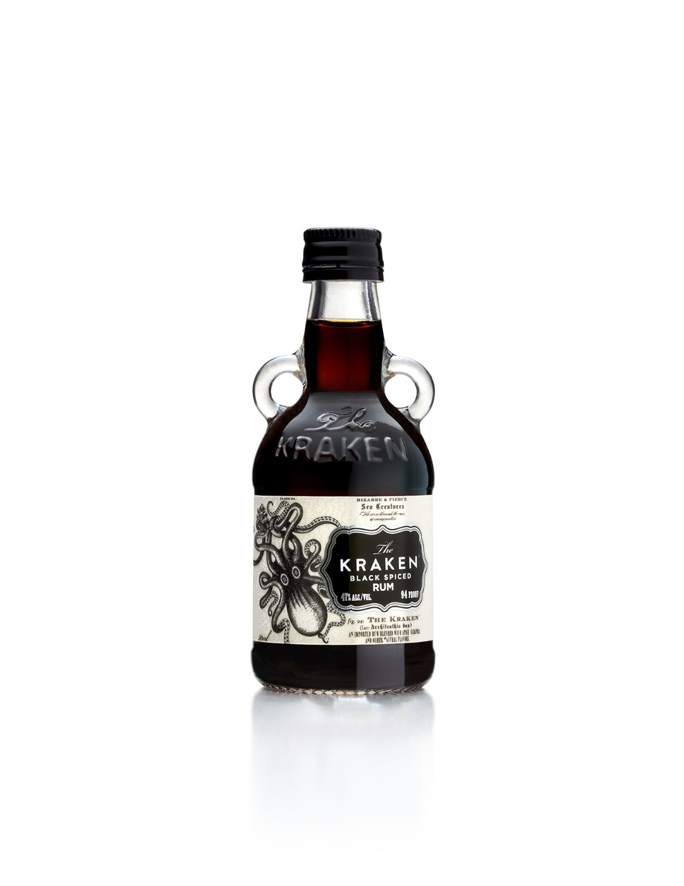 The Kraken Black Spiced Rum from LCBO