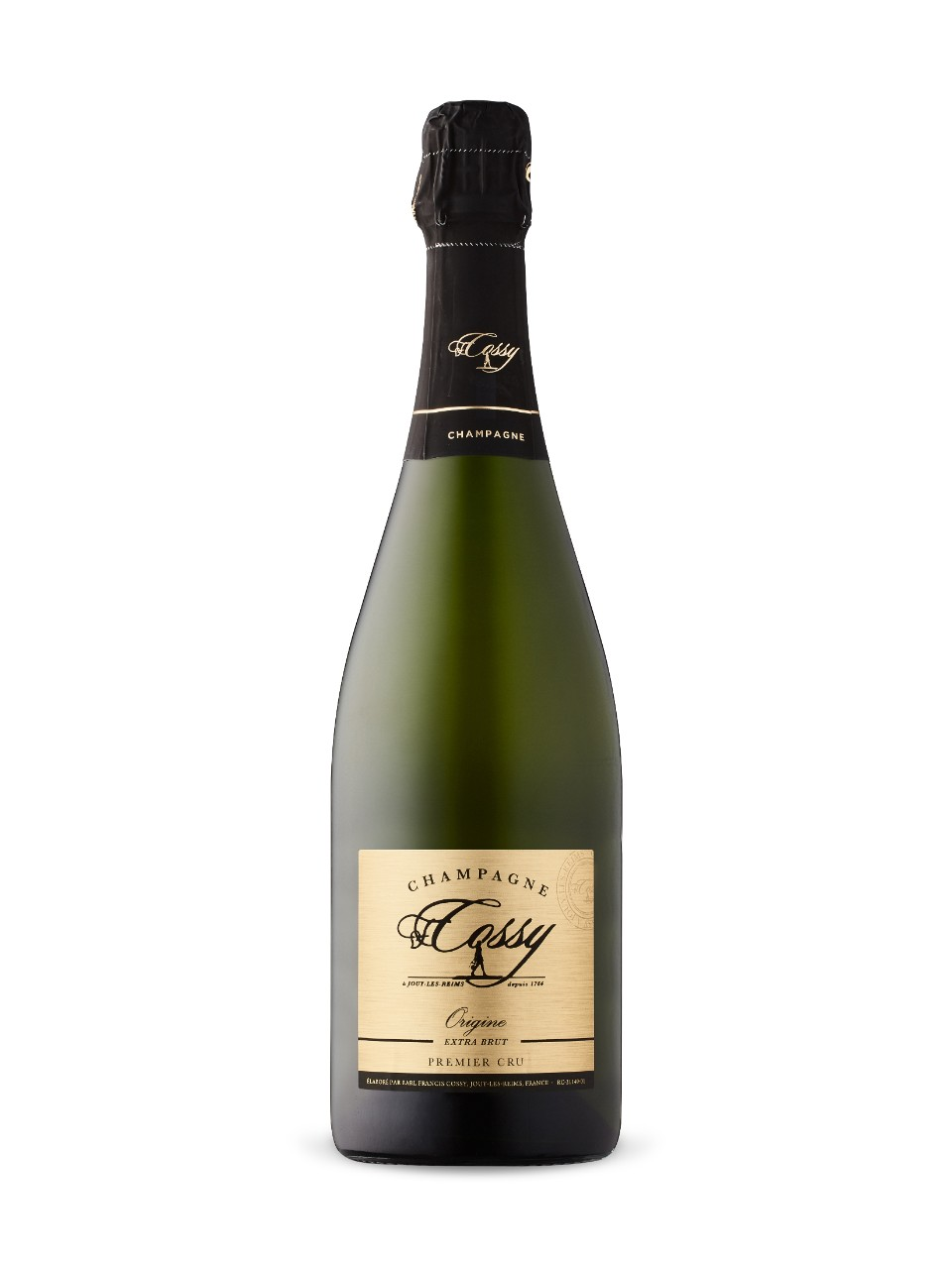 Image for Champagne Cossy Cuvée Origine from LCBO