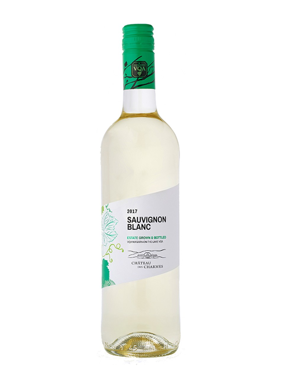 Image for Château des Charmes Sauvignon Blanc VQA from LCBO