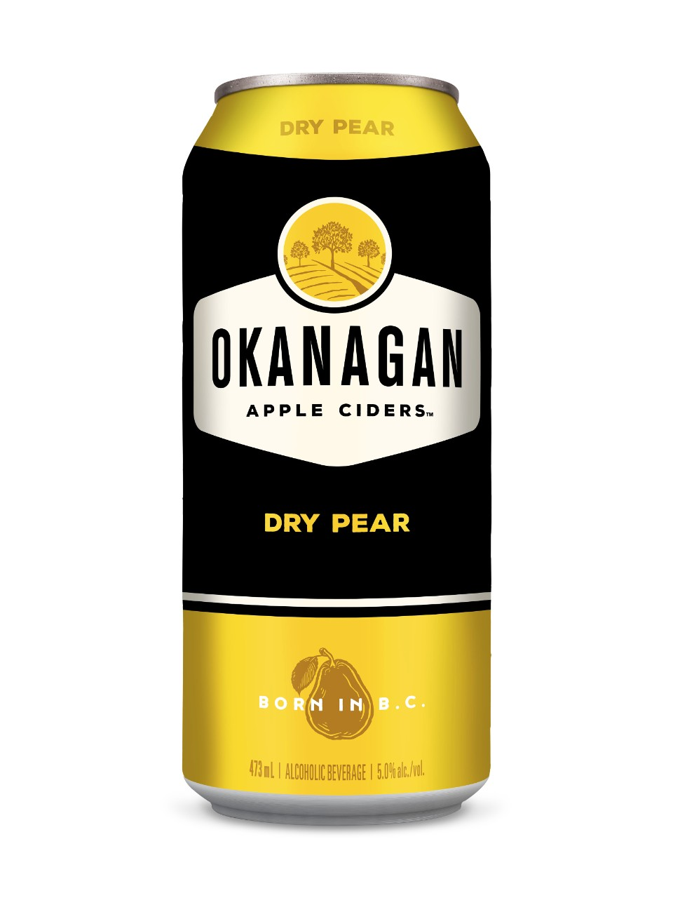 Image for Okanagan Premium Dry Cider from LCBO
