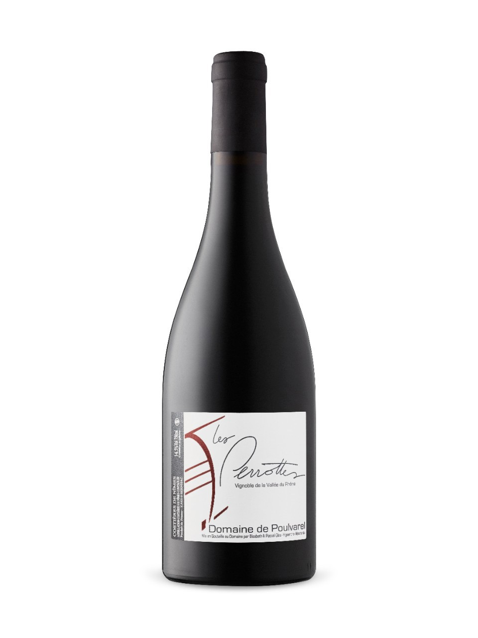 Image for Les Perrottes Rouge 2014 from LCBO