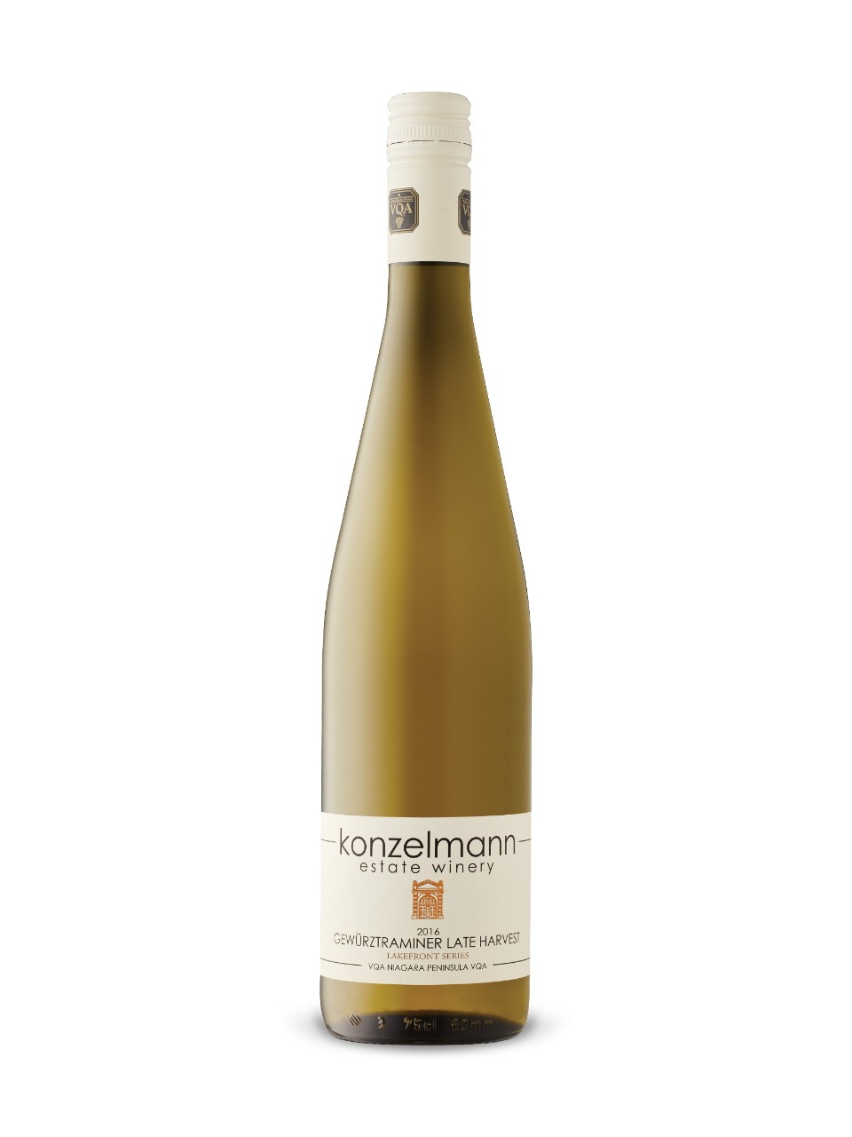 Image for Konzelmann Late Harvest Gewürztraminer 2016 from LCBO