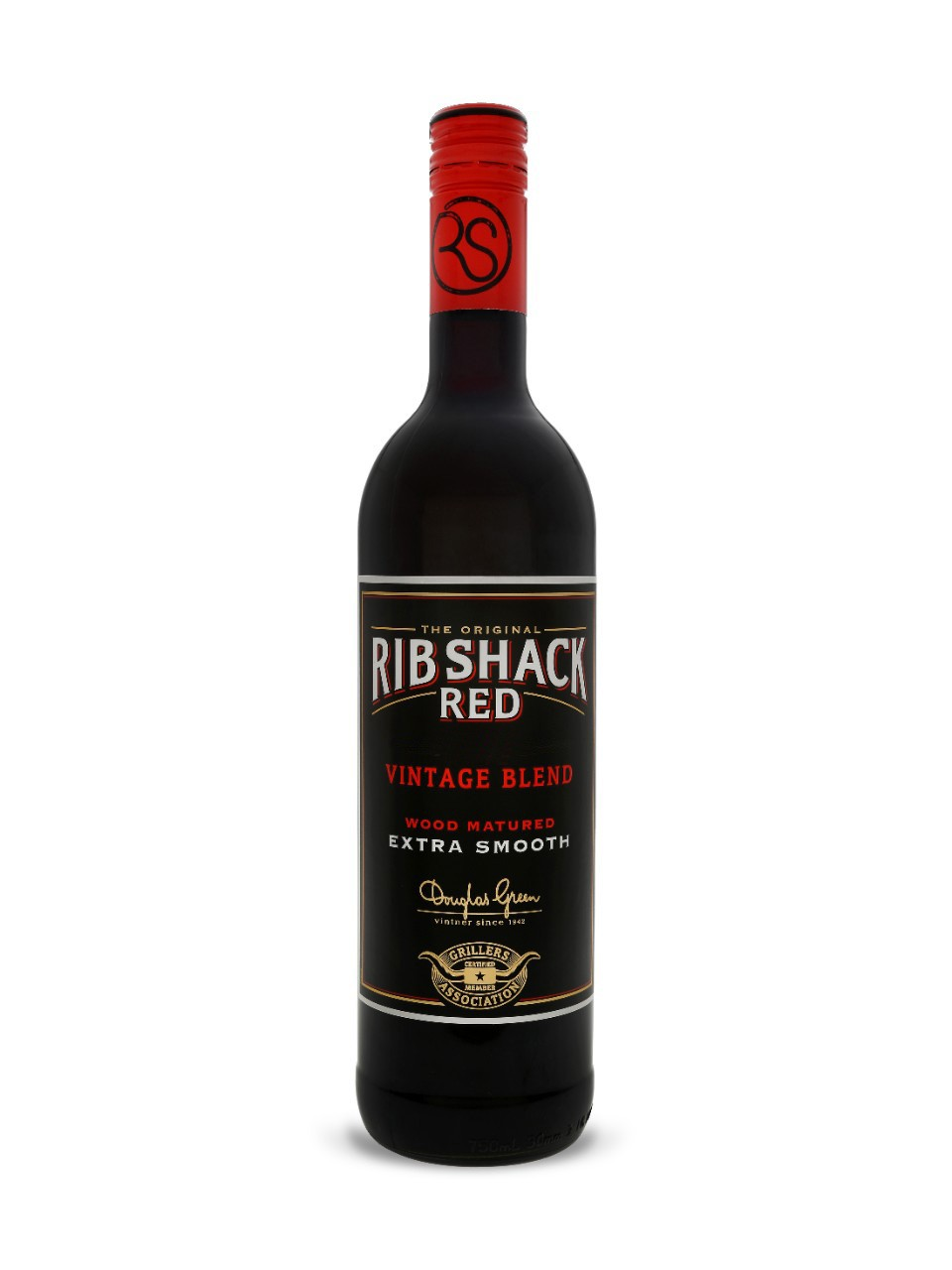 Rib Shack Red Vintage Blend
