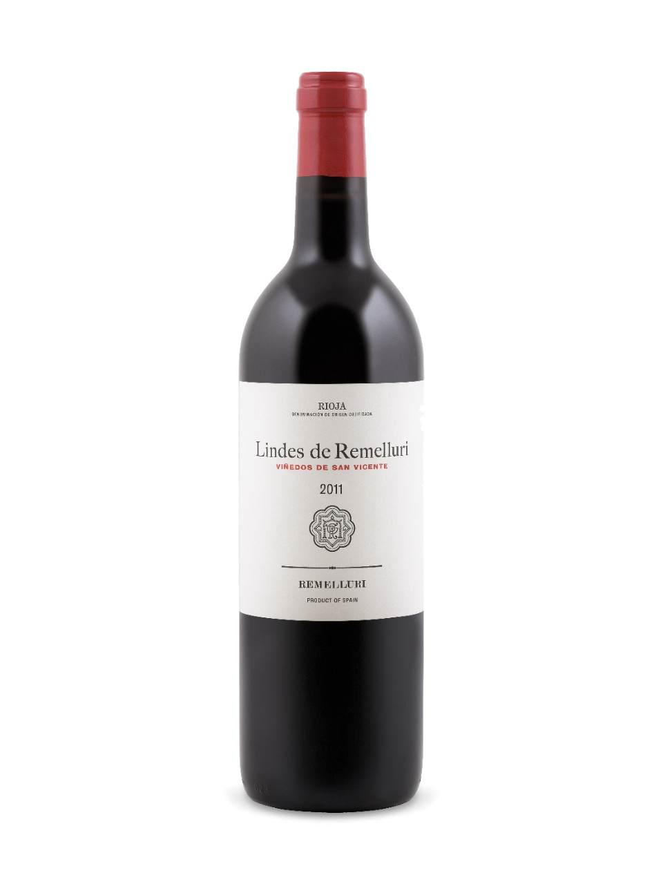 Image for Lindes de Remelluri Viñedos de San Vicente 2011 from LCBO