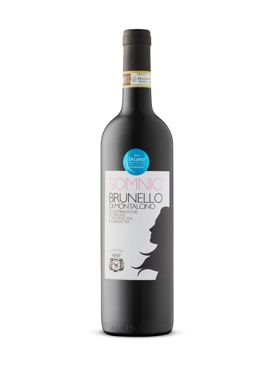 Image for Somnio Brunello Di Montalcino DOCG 2012 from LCBO