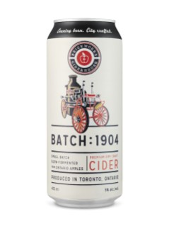 Brickworks Ciderhouse Batch : 1904