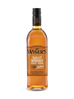 J.P. Wiser's Spiced Torched Toffee Canadian Whisky