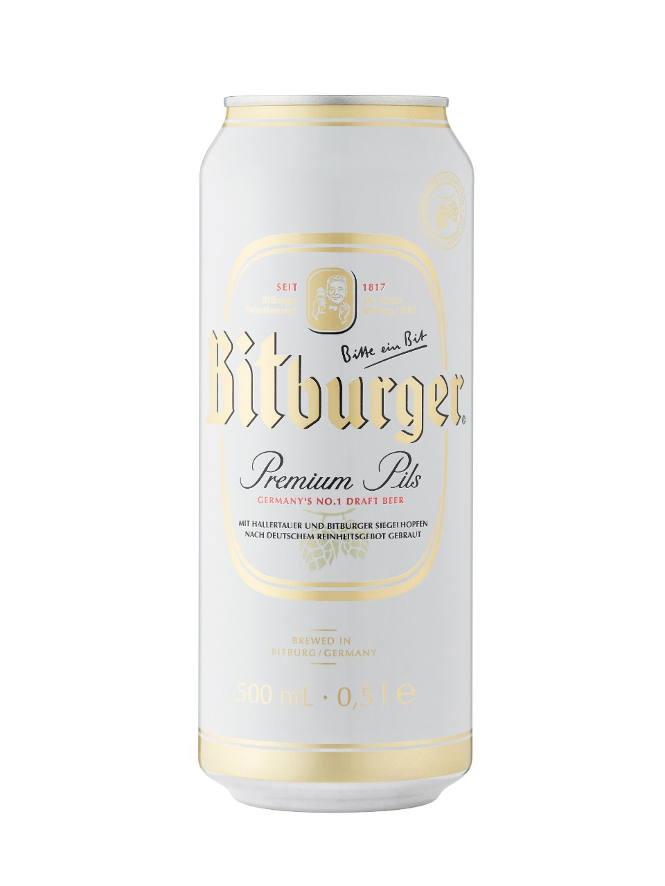Image for Bitburger Premium Pilsner from LCBO