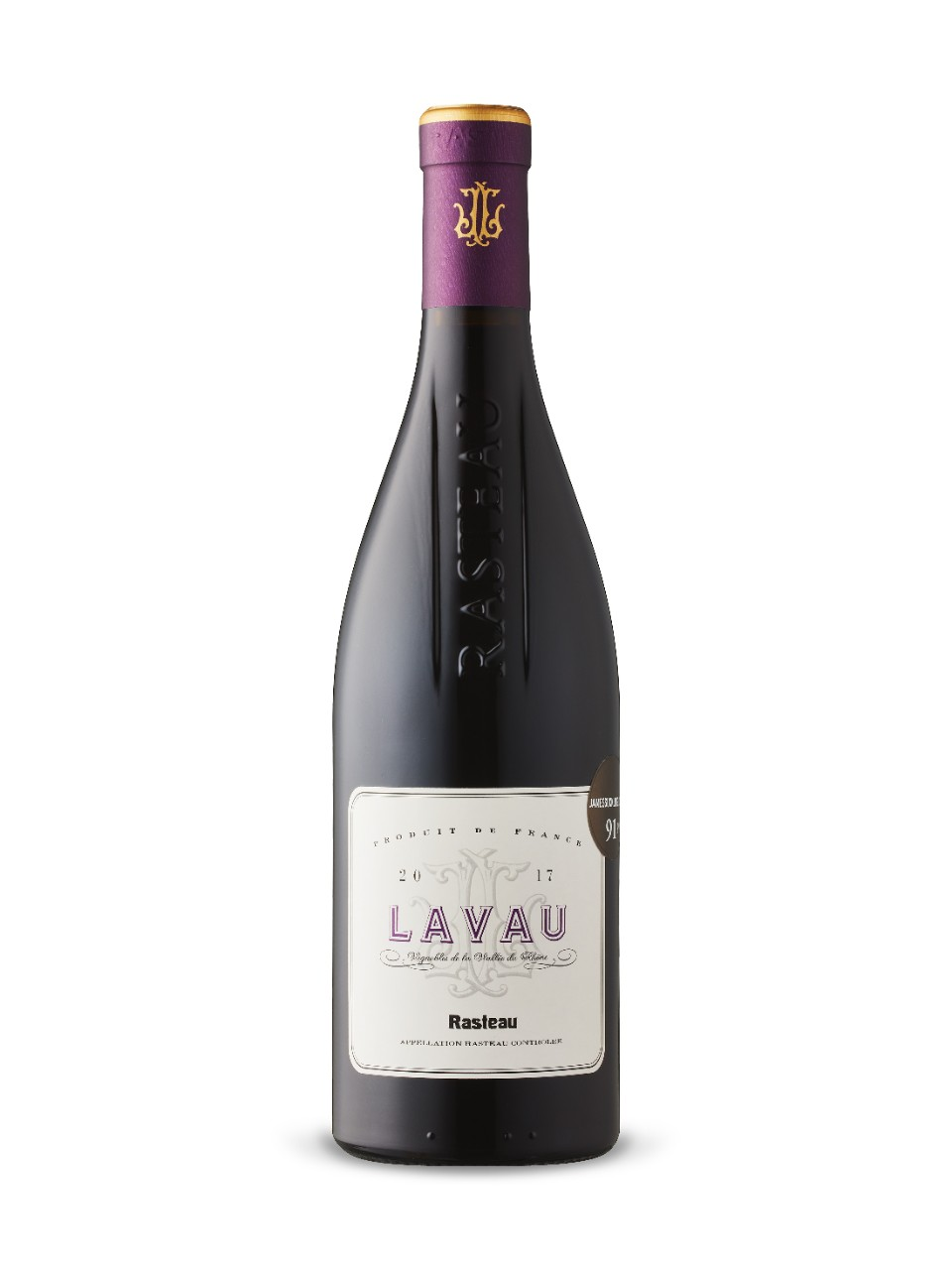 Image for Lavau Rasteau 2015 from LCBO