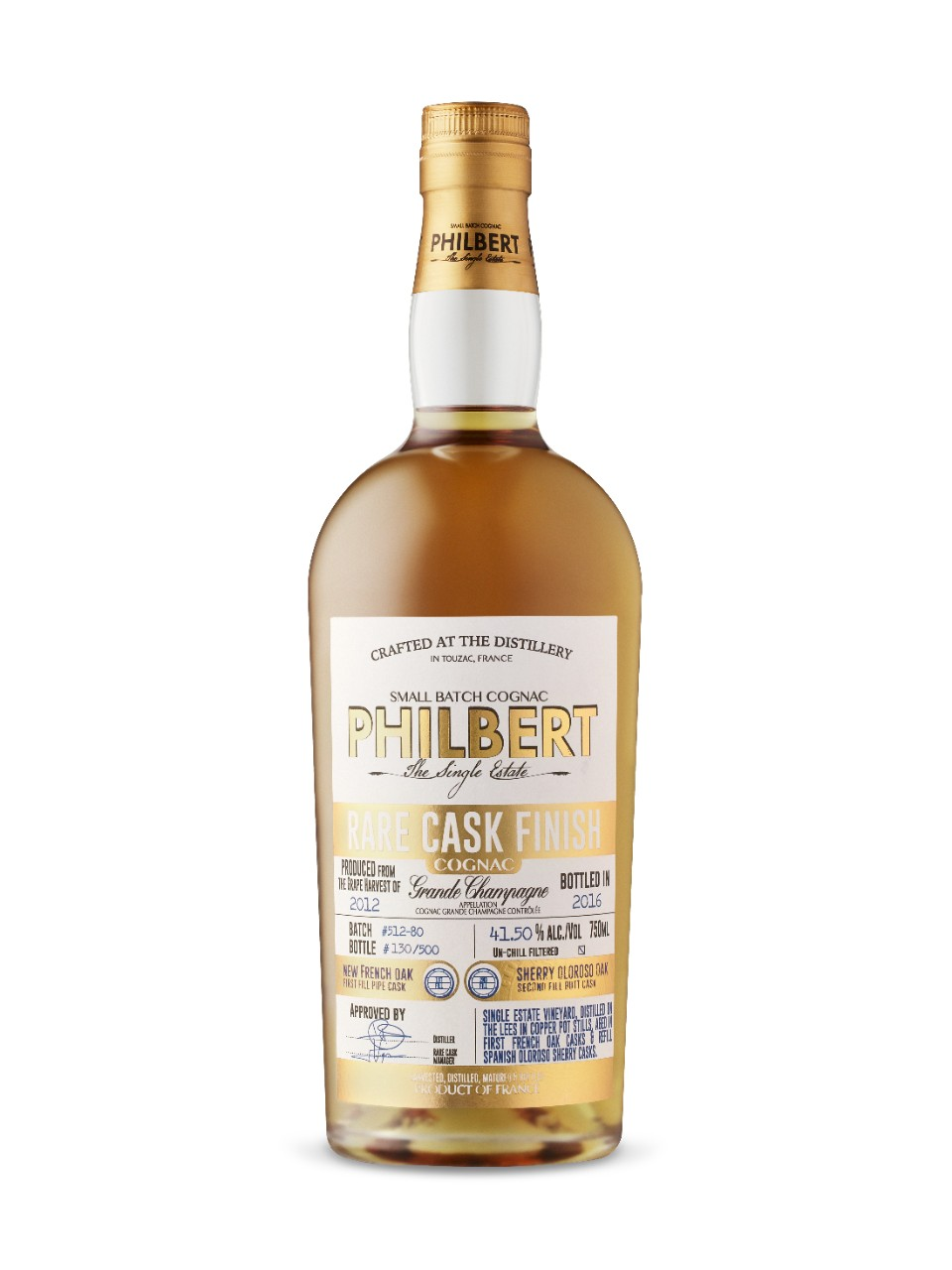 Image for Philbert Vintage Cognac Grande Champagne from LCBO