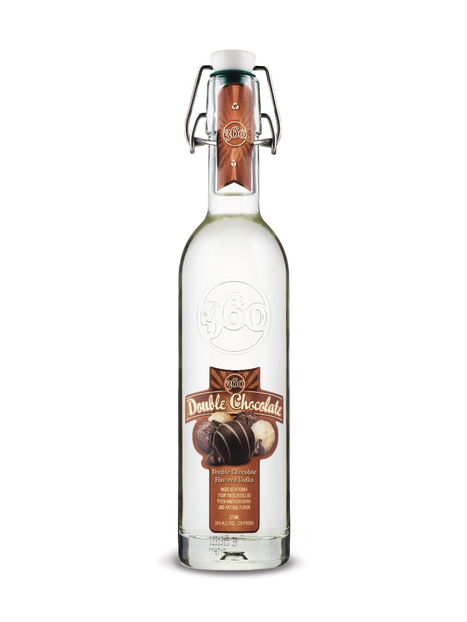 Image for 360 Double Chocolate Vodka from LCBO