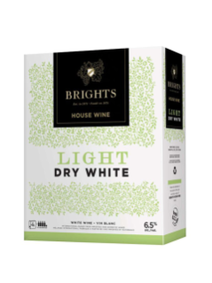 Brights House Dry White