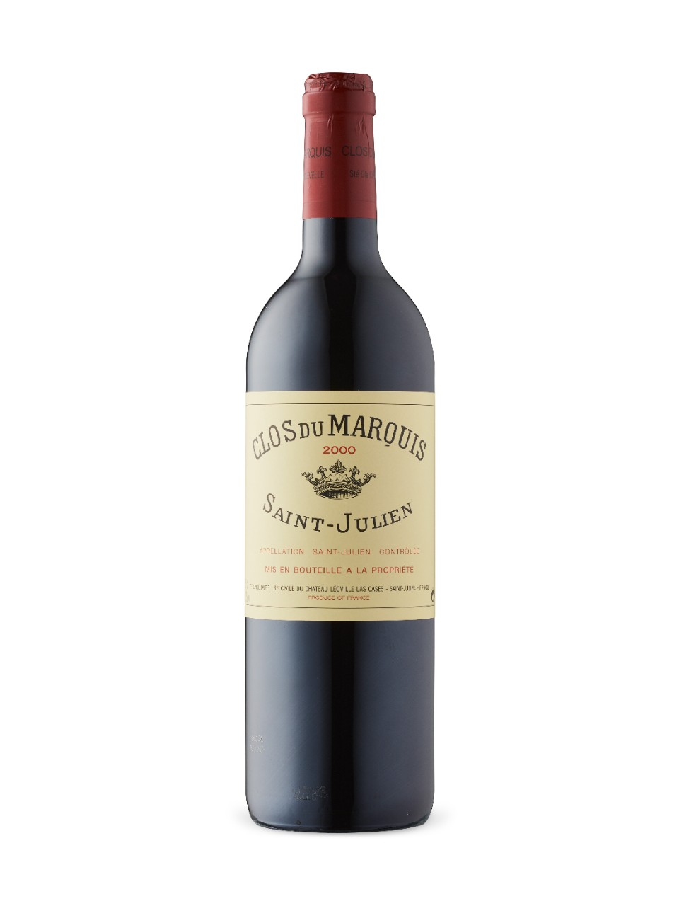 Image for Clos du Marquis 2000 from LCBO