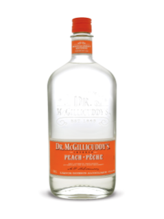 Dr. McGillicuddy's Intense Peach