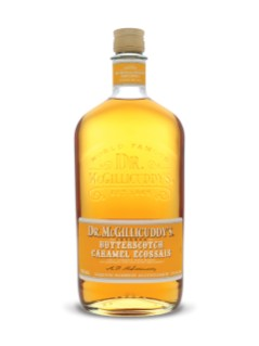 Dr. McGillicuddy's Intense Butterscotch