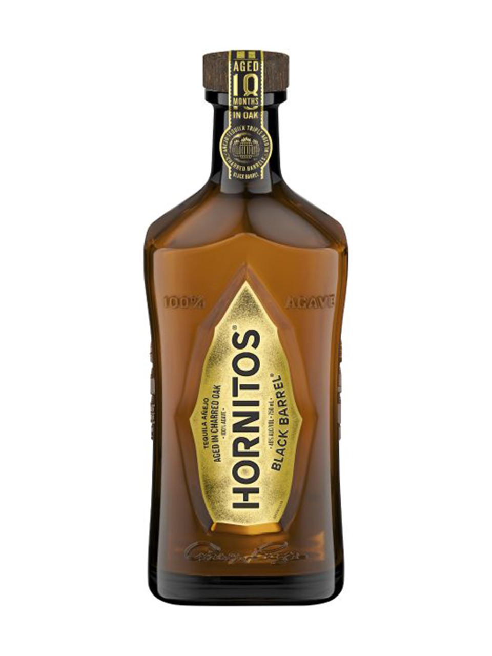 Tequila Sauza Hornitos Black Barrel